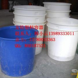 友特供应280L塑料圆桶,M桶,波阳塑料圆桶