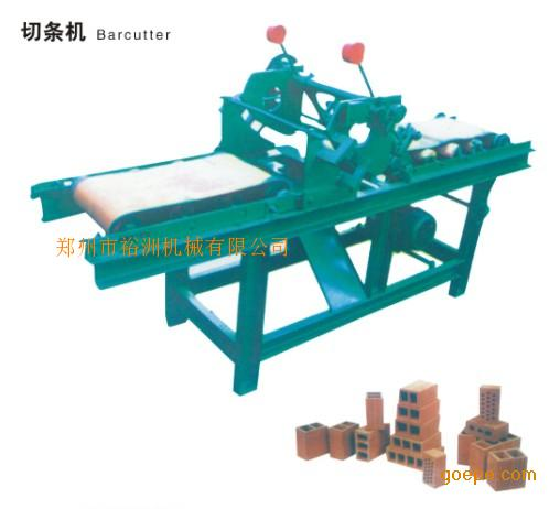 全自动切条机|切坯机属于建材机械,主要用于砖厂