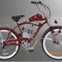 自行车发动机功能,汽油机