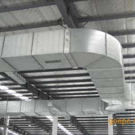 上海通风工程|风管安装|共板风管|通风管道
