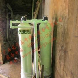 广西井水过滤器 河水净化设备 去铁锰