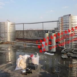 广西软水机 去水垢设备 阴阳树脂 锅炉