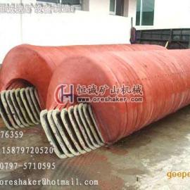 选矿螺旋溜槽,溜槽叶片材质,溜槽的应用
