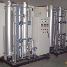 供应电机碳刷烧结用氨分解制氢装置,氨气分解炉