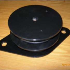 空压机减震器 双层橡胶减震器阻燃胶防火降噪碰头检测