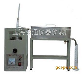 石油产品馏程测定仪