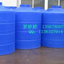 6吨塑料罐,5吨PE罐
