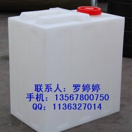方形药剂桶/水处理药剂箱/反渗透加药罐