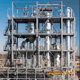 硫酸铵蒸发三效结晶蒸发器