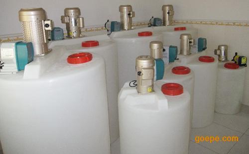 水处理计量箱