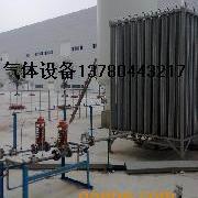 氧气、二氧化碳、丙烷集中供气管道施工方案