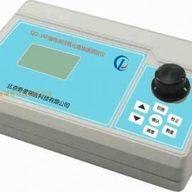 QD-34F食用油酸价、过氧化值快速测定仪