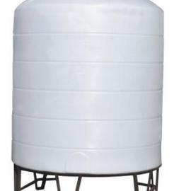 10吨锥底水箱/10立方立式PE水箱/反渗透供水PE水箱