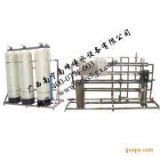 邕宁井水过滤设备 纯净水设备 反渗透直饮水系统
