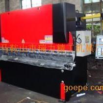 WC67K-40T×2500液压数控板料折弯机