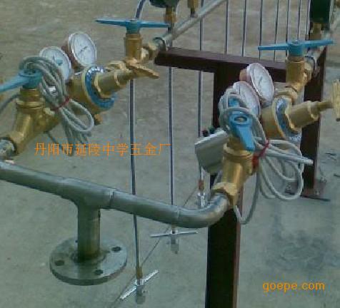 二氧化碳电加热减压器