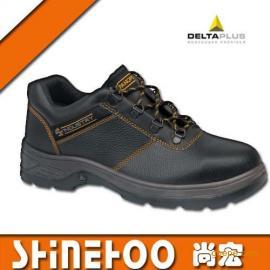 上海代尔塔安全鞋4×4 INDUSTRY系列低帮安全鞋