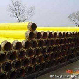 预制直埋保温管供应商,聚氨酯发泡直埋式保温管