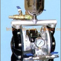 自动线油泵々气动双隔膜油泵Ⅰ气动双隔膜涂料泵