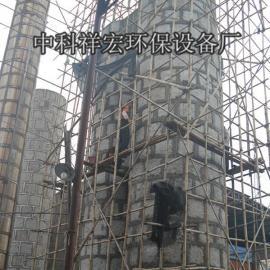 高效双塔脱硫除尘器