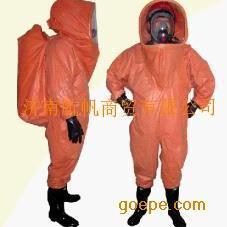 HTZF-2C加厚型正压式人体防护服