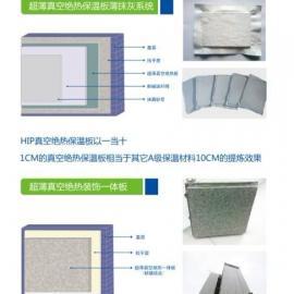九鑫建材HIP超薄真空绝热板