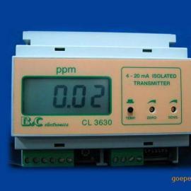 匹磁CL3630在�余氯分析�x