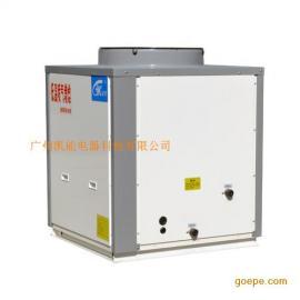 低温喷气增焓空气源热泵