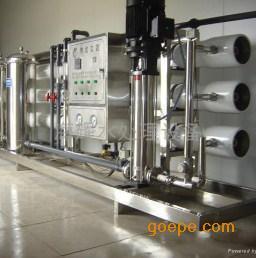 反渗透装备/反渗透纯水/反渗透除盐/纯水设备