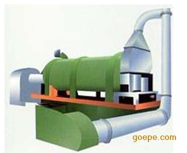 HZG直接加热式回转滚筒干燥机