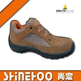 代尔塔彩虹3代轻便型安全鞋绝缘10KV