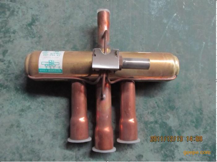 空气能热泵四通阀工作原理分享展示图片