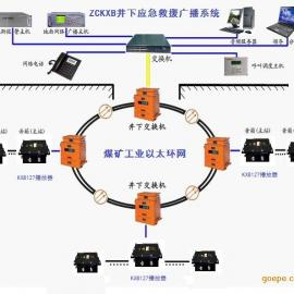 ZCKXB井下应急广播系统,煤矿应急通讯系统,煤矿扩音广播