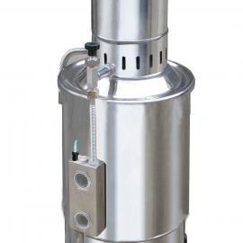 YA.ZDI-5自动型不锈钢电热蒸馏水器/5升蒸馏水器