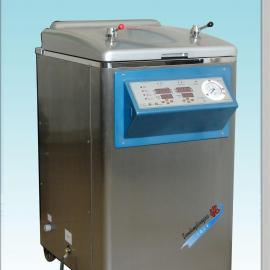 手提式立式电热蒸汽消毒器YM75Z/手提式高压灭菌器
