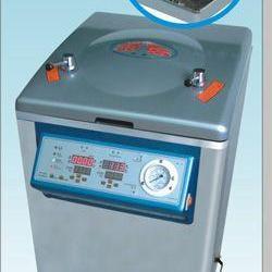 75L不锈钢电热蒸汽消毒器YM75FG/立式压力蒸汽灭菌器