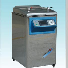 上海三申YM75CM不锈钢电热蒸汽消毒器/立式高压灭菌锅
