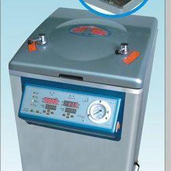 YM75FGN不�P�立式��嵴羝�消毒器/立式蒸汽�缇�器