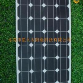 100W太阳能电池板:100W单晶太阳能电池板:100W单晶太阳能板