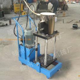立轴压力机