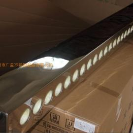 [工厂直销]全不锈钢型58*1800*25G太阳能工程联箱