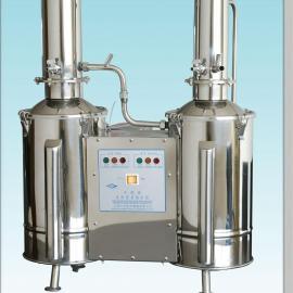 DZ20C不锈钢电热重蒸馏水器/三申重蒸馏水器