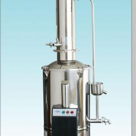 断水自控不锈钢电热蒸馏水器DZ20Z/上海三申重蒸馏水器