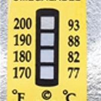 四格温度标签|美国omega四格不可逆温度标签