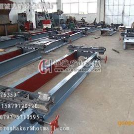 6S摇床,双层摇床,三层摇床,选白钨摇床,钨矿用选矿设备