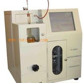 有机热载体全自动蒸馏测定仪YT-6536Z