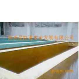 呼和浩特5布7油环氧玻璃钢防腐 三布五涂玻璃钢防腐施工