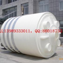 供应钢衬塑储罐 40吨聚乙烯储罐 立式储罐