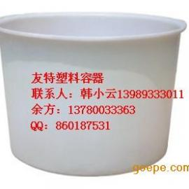 滚塑容器加工厂直销泸州塑料圆桶,德阳清洗桶