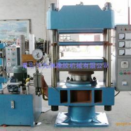 100t液压硫化机,XLB平板硫化机